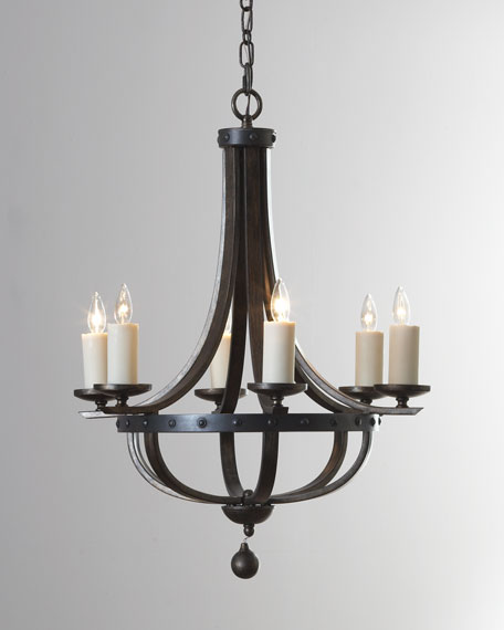 """Alsace"" Chandelier"