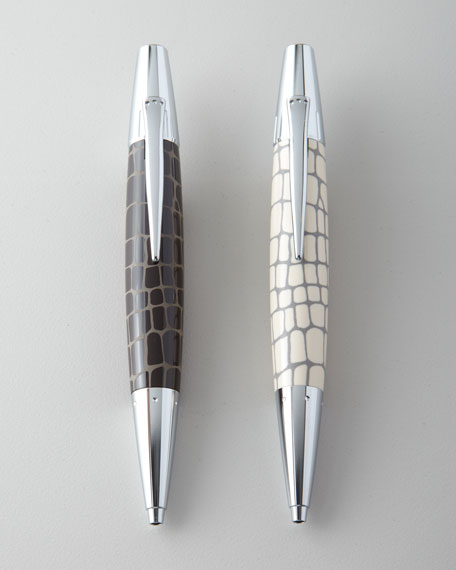 """""""Crocodile"""" Ballpoint Pen"""