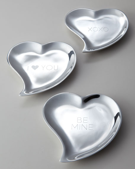 Heart-Shaped Tray