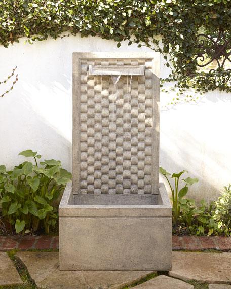 """Armadura"" Fountain"