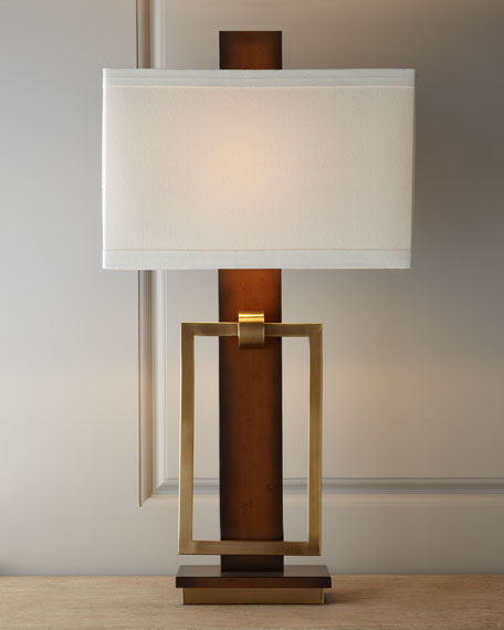 """Linear Illumination"" Lamp"