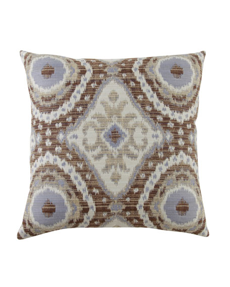 Tierra Ikat Outdoor Pillow