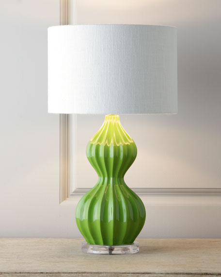 Scalamandre Maison By Port 68 Chinoise Exotique Lamp