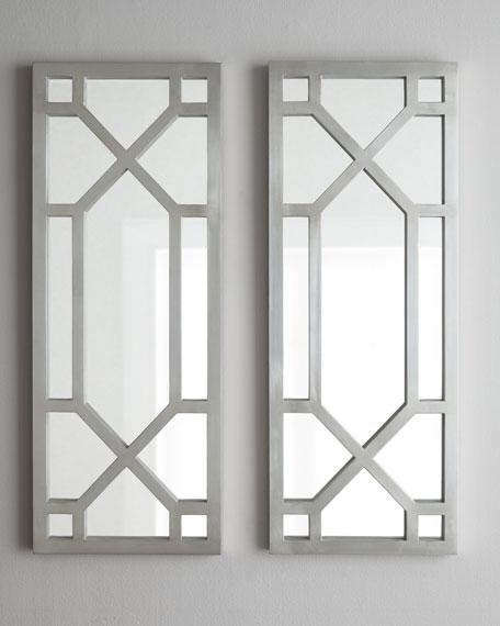 """Two """"Regency"""" Mirrors"""
