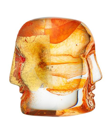 Tristan & Isolde Brains Sculpture