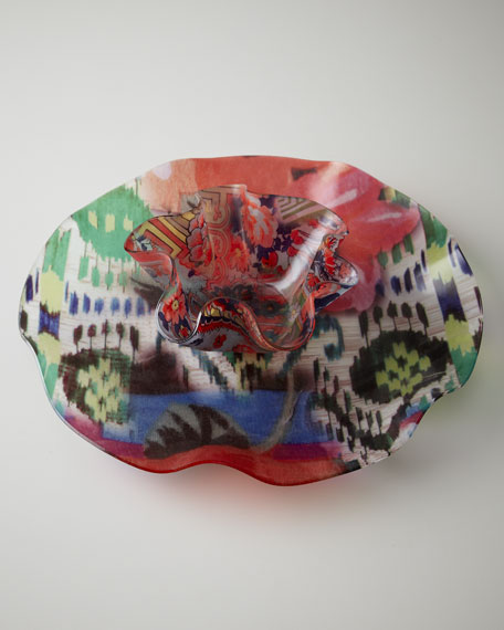 Acrylic Chip & Dip