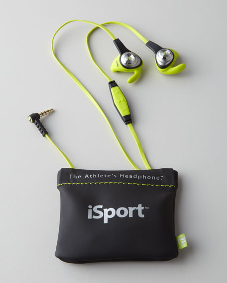 """iSport"" Intensity Headphones"