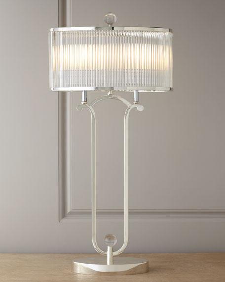"""Metro"" Crystal Lamp"