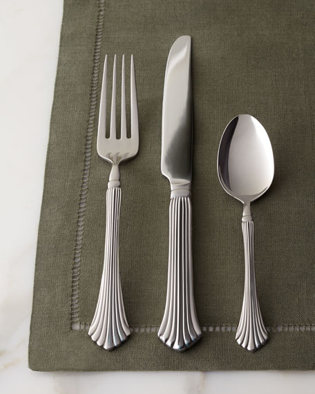 "91-Piece ""Birch Hall"" Flatware Service"