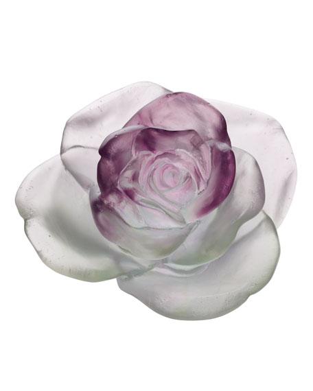 "Pink ""Rose"" Flower Sculpture"