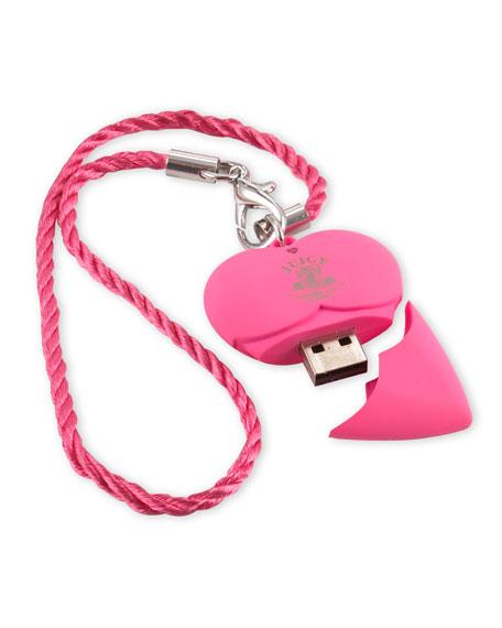 Heart-Shaped USB Drive