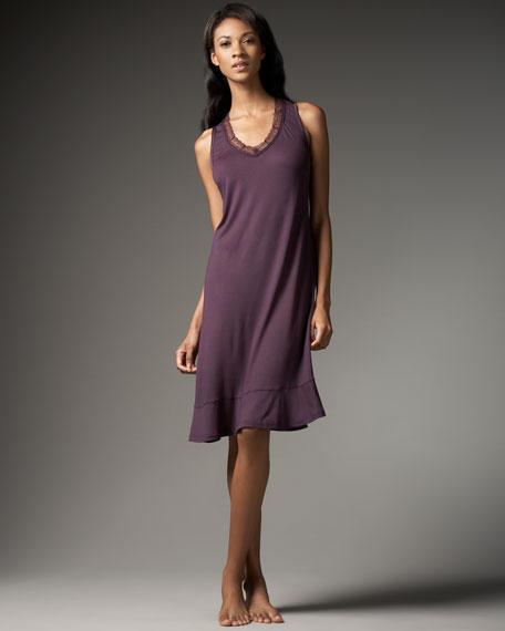Collier Short Gown