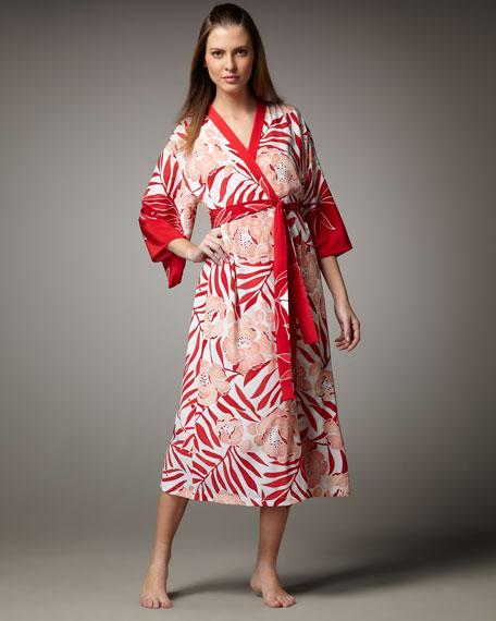 Tropical Retreat Robe