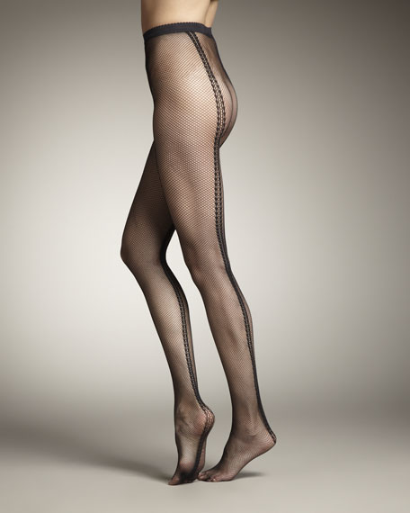 Estelle Fishnet Tights