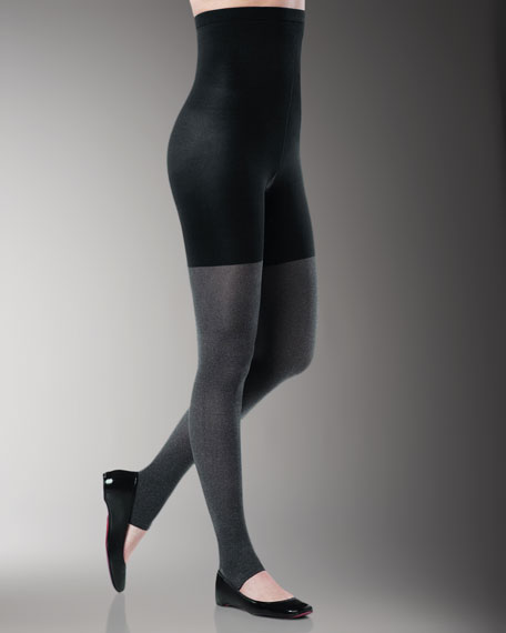 Tight-End Tights High-Waisted Convertible Leggings
