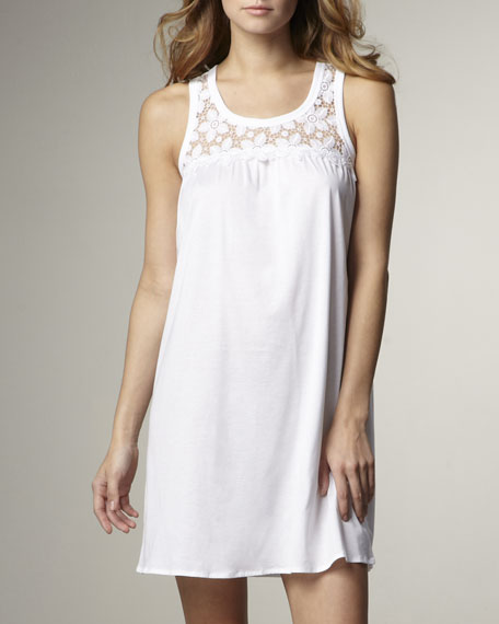 Lily Jersey Tank Gown