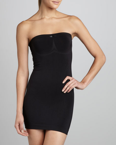Shapewear Dress, Black