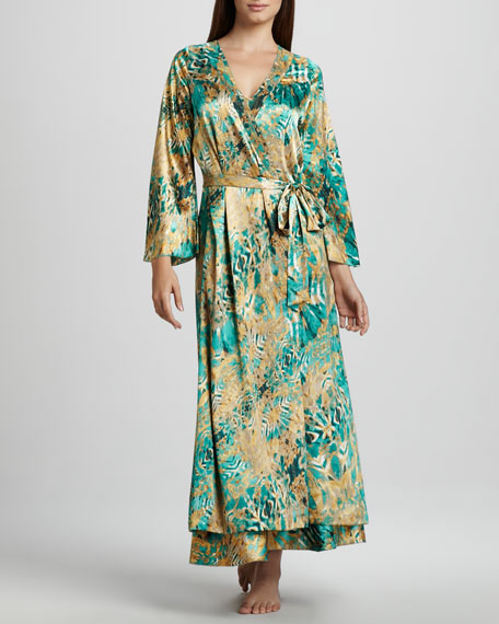 Jewel Reflections Long Robe