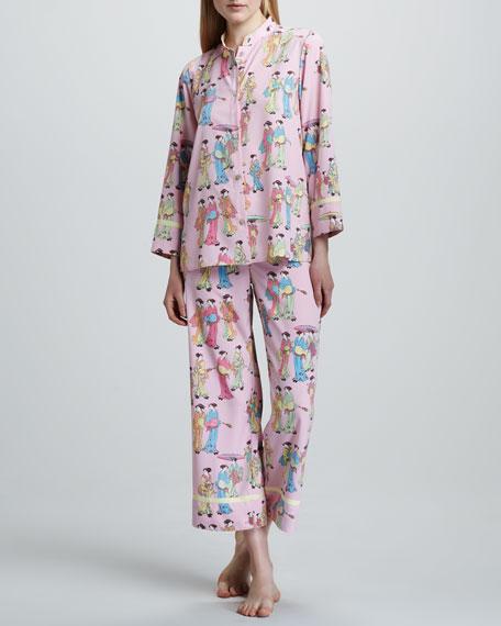 Gion Mandarin Pajamas