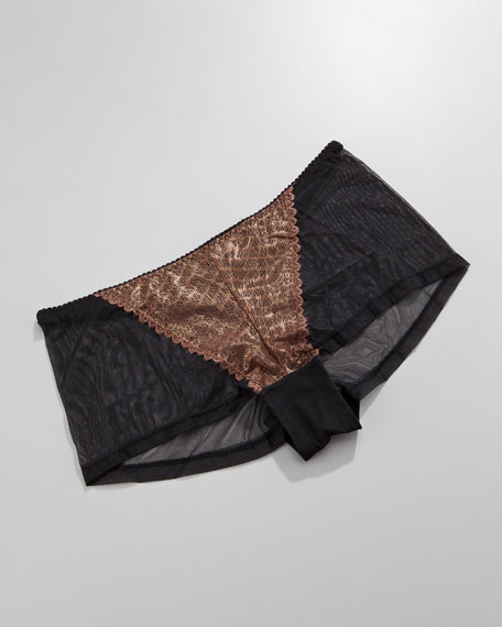 Cleope Hotpants, Copper