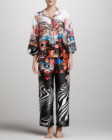 Xianado Printed Pajamas