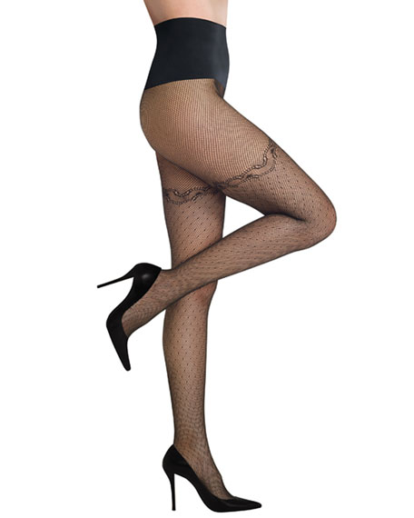 Ladylike Fishnet Tights