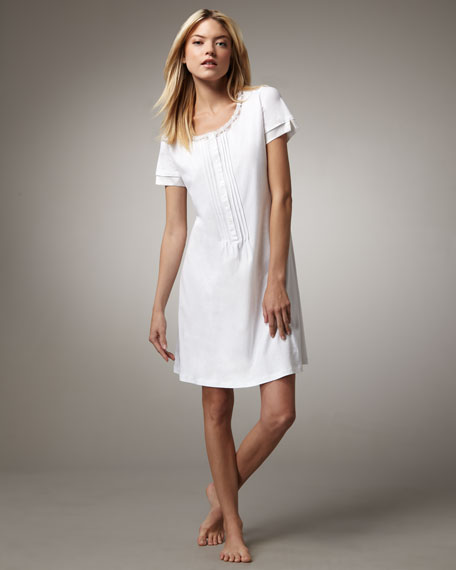DOLCE SS SHORT GOWN