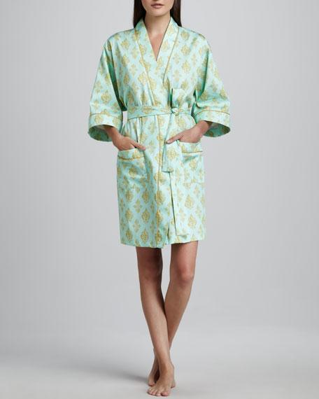 New Fleur-de-Lis Robe