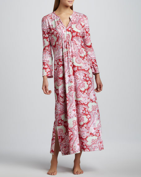 Palm Springs Jersey Caftan