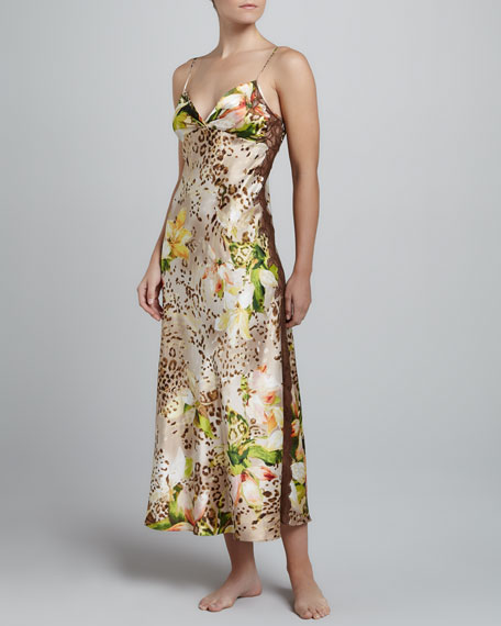 Tiger Lily Long Gown