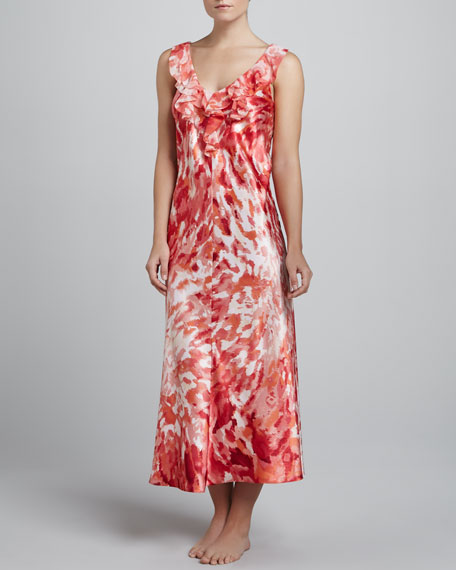 Sunset Mirage Long Gown