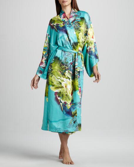Awai Charmeuse Robe