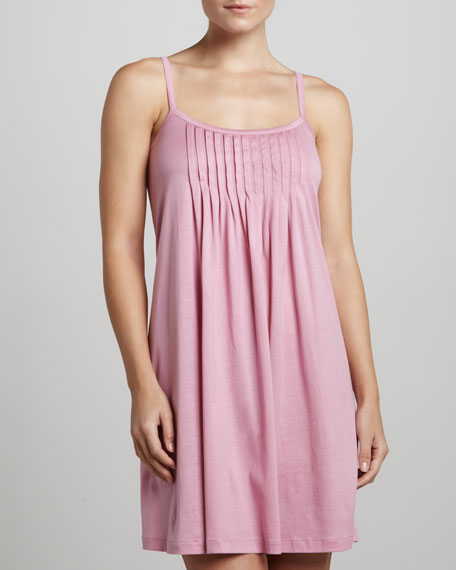 Juliet Babydoll Lounge Nightgown, Sugar
