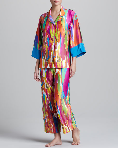 Palau Printed Pajamas
