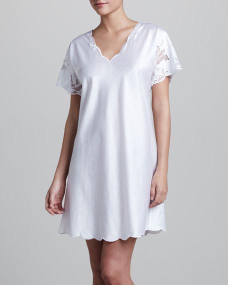 Barong Short-Sleeve Sleepshirt