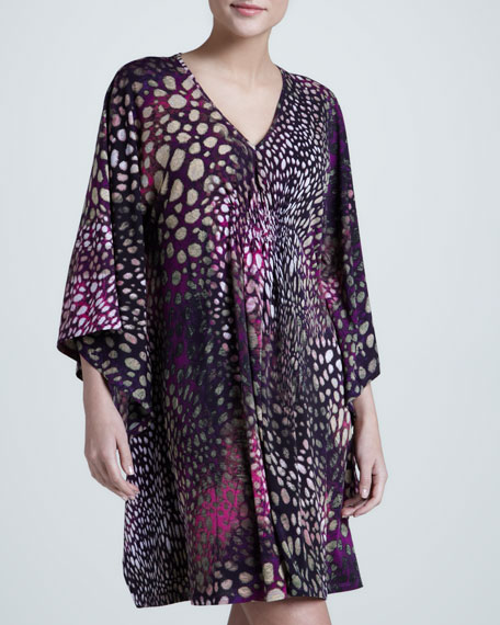 PERLAS TUNIC- Purple