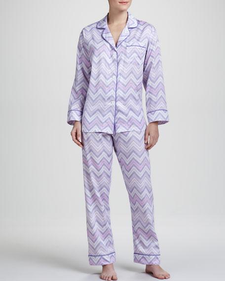 Chevron Classic Pajamas