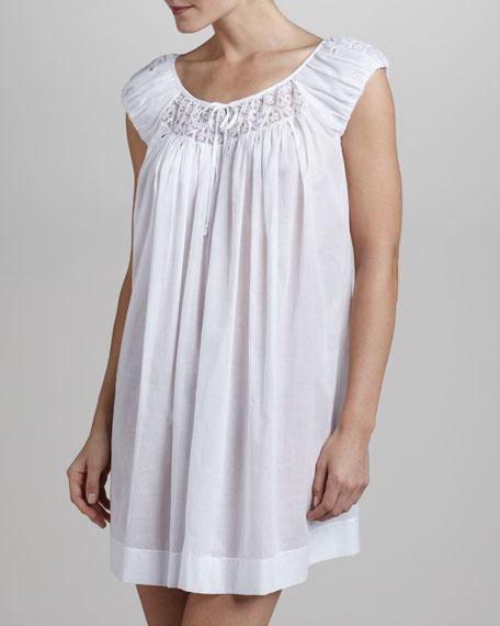Breezy Mornings Short Gown