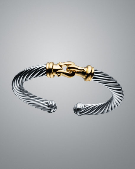7mm Cable Buckle Cuff