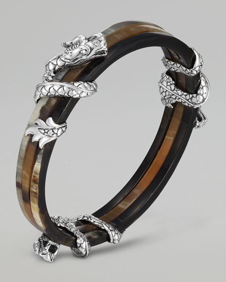 Naga Horn Bangles