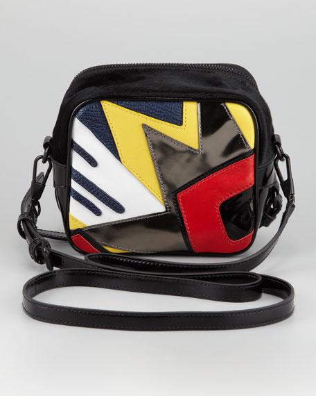 Patchwork Crossbody Bag