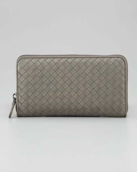 New Zip-Around Continental Wallet
