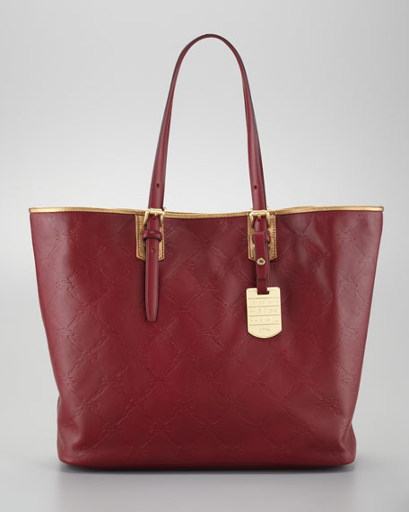 Cuir Large Tote Bag