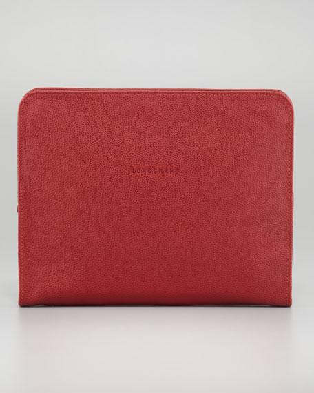 Veau Foulonne Zip-Around iPad Case