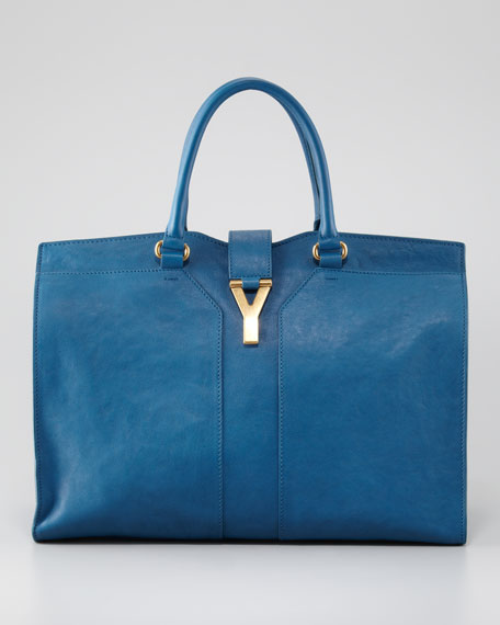 ChYc Large Ranch Tote Bag, Turchese