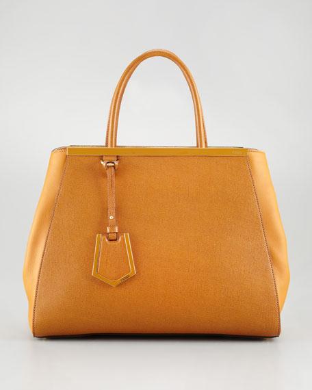 2Jours Calfskin Tote Bag