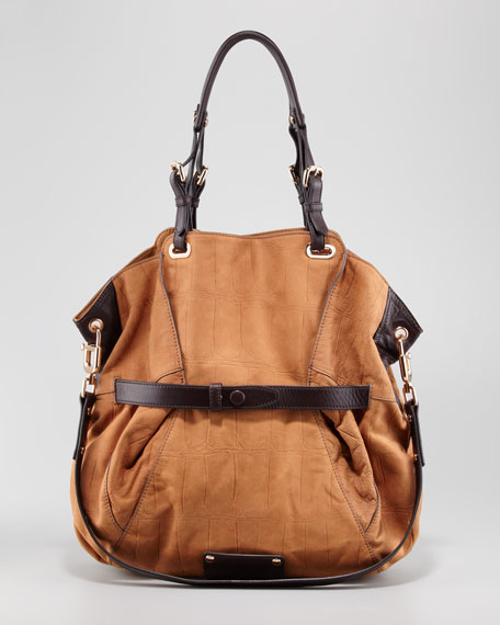 Waverly Belted Tote Bag