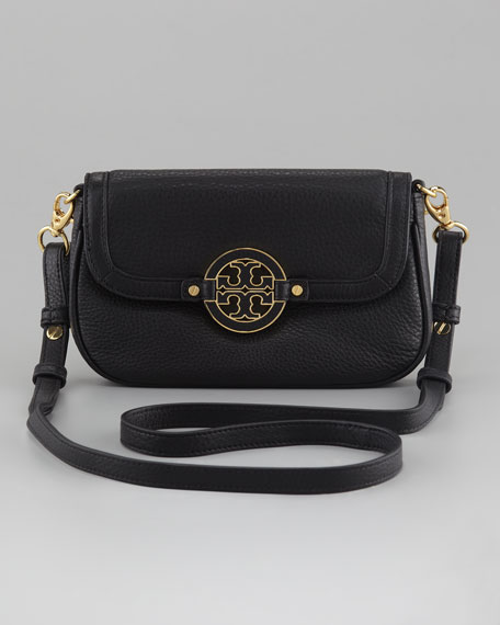 Amanda Crossbody Bag, Black