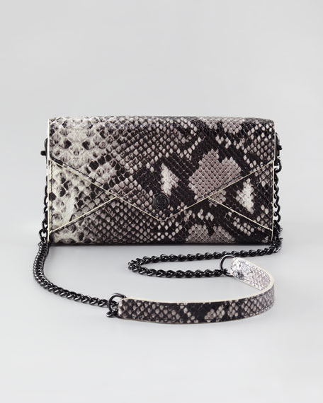 Python-Print Wallet on Chain
