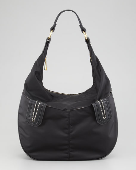 Lissie Hobo Bag, Black